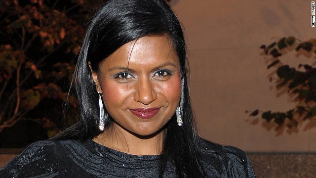 Mindy Kaling gets her own cartoon