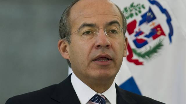 Felipe Calderón dice que el narcotráfico amendrantó 50 candidatos en Michoacán