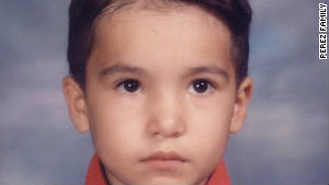 Hernan Aispuro, shown here at age 5, died after a sledding accident when he was 6 years old.