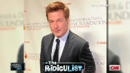The RidicuList: Alec Baldwin