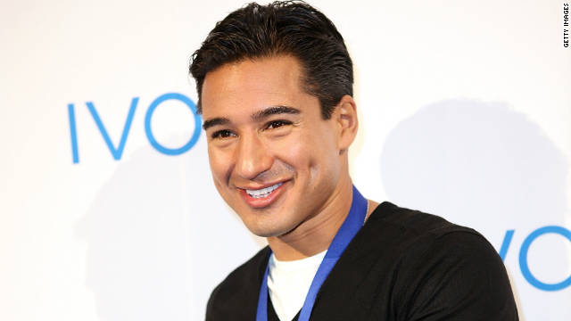 Mario Lopez launches underwear line