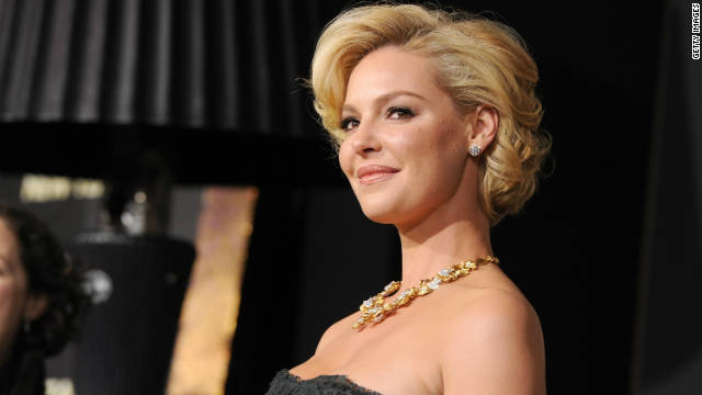 Katherine Heigl questions if cheating's a deal breaker
