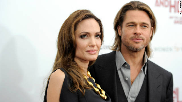 How Pitt helped Jolie make screenwriting debut