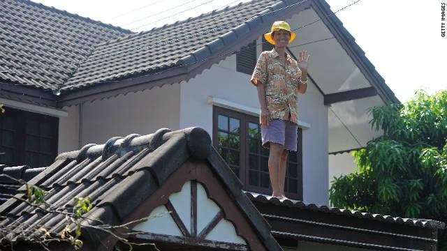 ¡A pintar los techos de blanco!