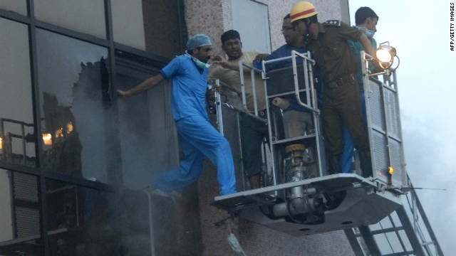 India hospital fire deaths rise to 88; 6 arrested