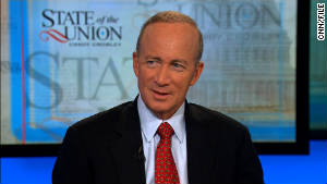 Indiana Gov. Mitch Daniels: 