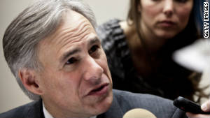 Texas Attorney General Greg Abbott told the high court, a map approved by a federal panel is