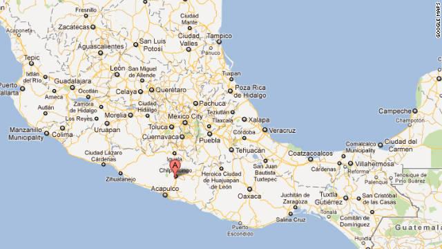 Un sismo de fuerte intensidad sacude la Ciudad de México