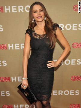 Actress Sofia Vergara.