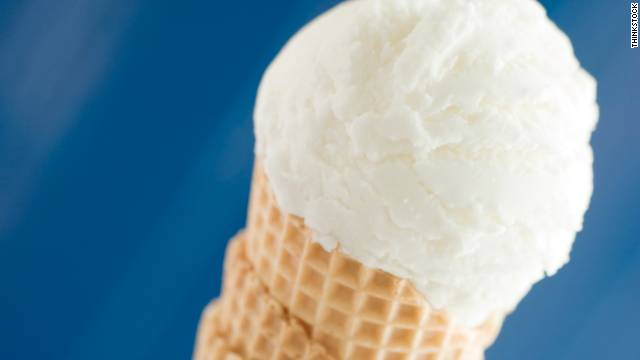Breakfast buffet: National vanilla ice cream day