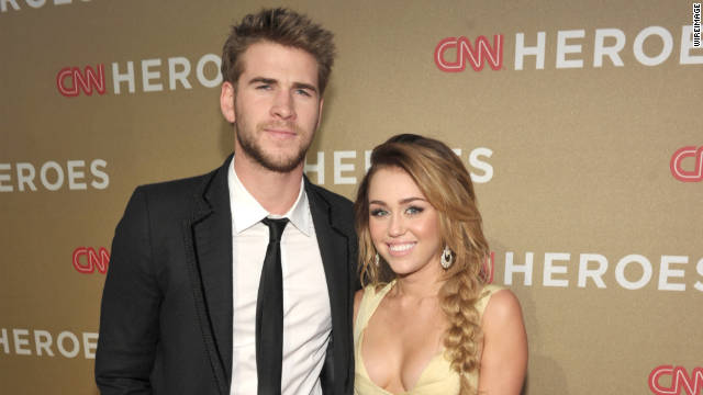 Miley Cyrus: Breasts are mine, but thanks