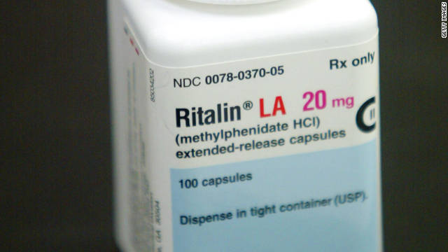 ... to talk about the potential ADHD medication risks, a researcher says.