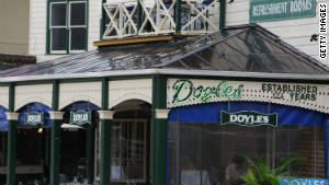 Enjoy some seafood at Doyles