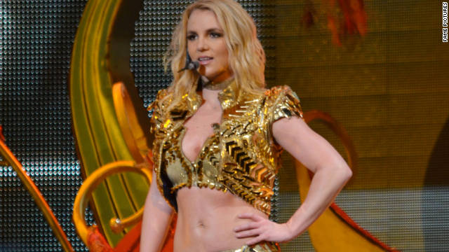 Britney Spears, la primera en alcanzar un millón de seguidores en Google+