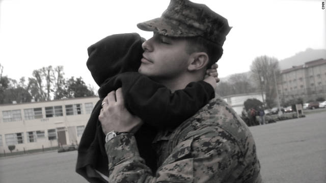 Gotta Watch: Military homecomings