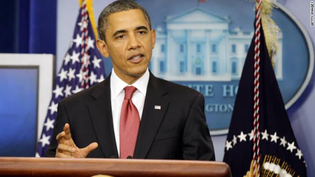 El presidente Obama devela el presupuesto para el 2013