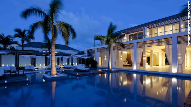 "The ""Fully Loaded"" New Year's Eve package at the Gansevoort Turks and Caicos starts at $100,000."