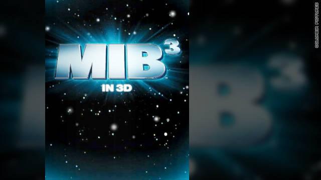 'Men in Black III' trailer goes back in time