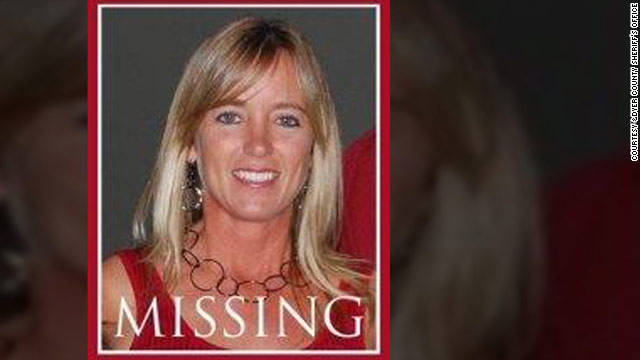 Karen Swift disappeared October 30; her body was found Saturday in western Tennessee.