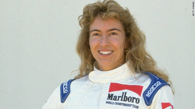 Giovanna Amati was the last female driver to enter a grand prix. The Italian failed to qualify for the first three races of 1992 season while representing the Brabham team.
