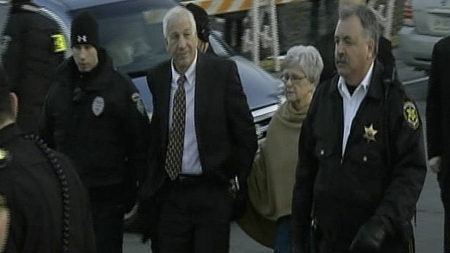 Why would Sandusky waive preliminary hearing?