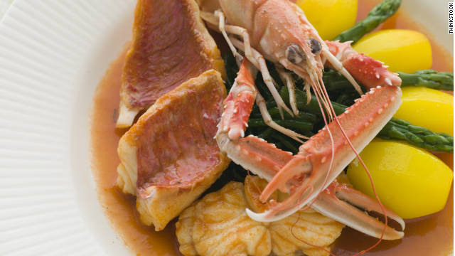 Breakfast buffet: National bouillabaisse day