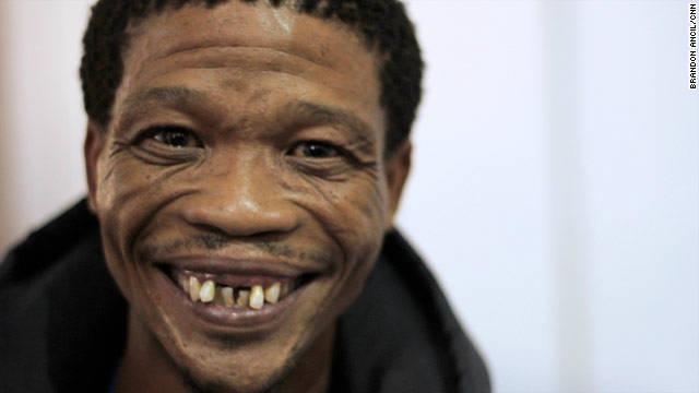 Un cazador nómada de Namibia logra llegar al Campeonato Mundial de videojuegos