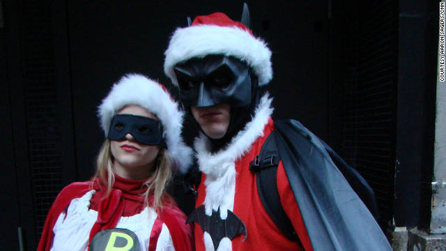 Putting the 'con' back in Santacon