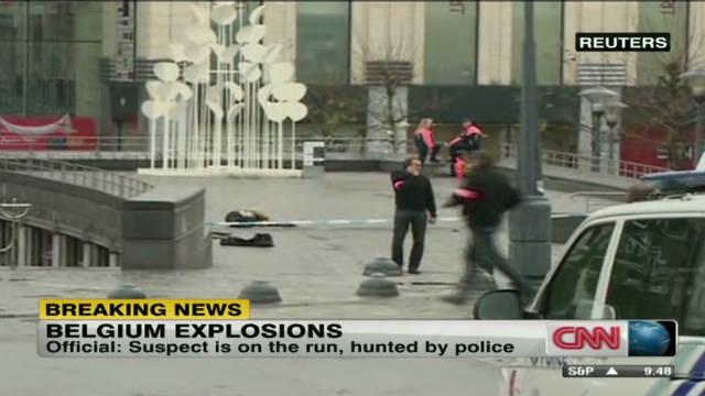 Un ataque con granada en Bélgica causa al menos 4 muertos y más de 100 heridos