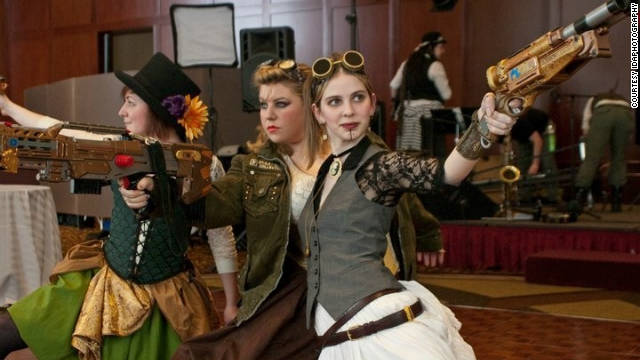 Thy fearful gadgetry: Steampunk's mad scientists