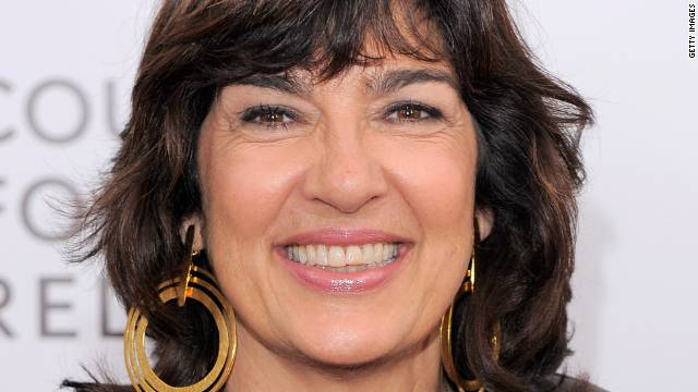 Christiane Amanpour also will remain a global affairs anchor for ABC News.