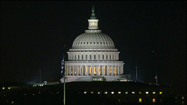 U.S. Senate votes to fund the federal government, strengthens resolve on Iran