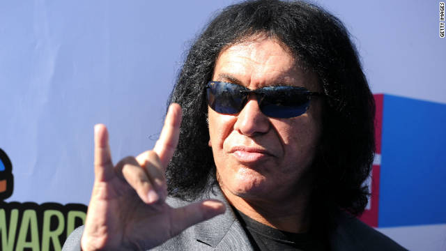 Genesimmons.com, the website of KISS' Gene Simmons, was attacked in October 2010.