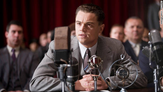 "Leonardo DiCaprio, ""J. Edgar""; George Clooney, ""The Descendants""; Michael Fassbender, ""Shame""; Ryan Gosling, ""Ides of March""; Brad Pitt, ""Moneyball"""