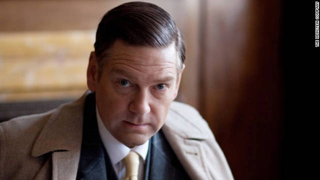"Kenneth Branagh, ""My Week With Marilyn""; Armie Hammer, ""J. Edgar""; Jonah Hill, ""Moneyball""; Nick Nolte, ""Warrior""; Christopher Plummer, ""Beginnners"""