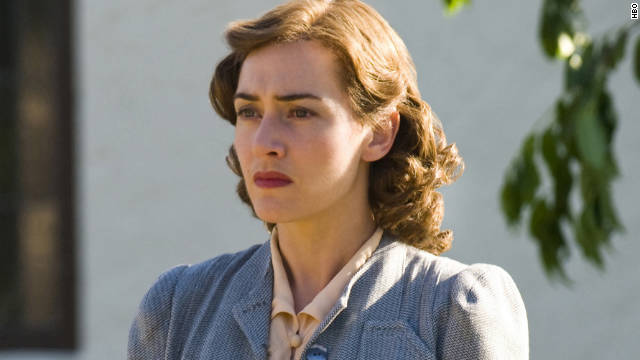 "Kate Winslet, ""Mildred Pierce""; Romola Garai, ""The Hour""; Diane Lane, ""Cinema Verite""; Elizabeth McGovern, ""Downton Abbey""; Emily Watson, ""Appropriate Adult"""