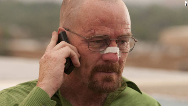 Bryan Cranston, &quot;Breaking Bad&quot;;Steve Buscemi, &quot;Boardwalk Empire&quot;; Kelsey Grammer, &quot;Boss&quot;; Jeremy Irons, &quot;Borgias&quot;; Damian Lewis, &quot;Homeland&quot;
