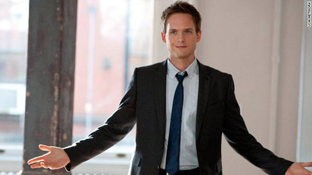 'Suits' star Patrick J. Adams on his year of firsts