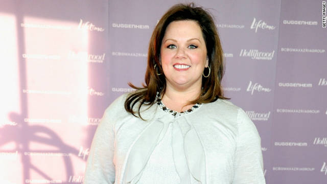 Melissa McCarthy: 'I'm half nuts right now!'