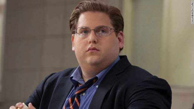 Jonah Hill on his biggest 'Moneyball' challenge