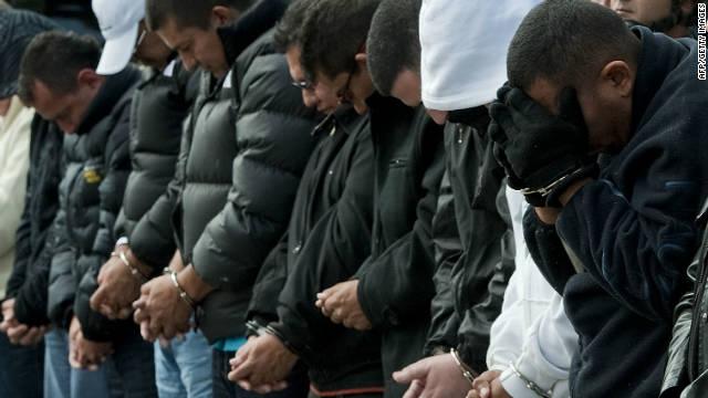 El narcotráfico disminuye en Colombia, pero aumenta la violencia, dice la ONU