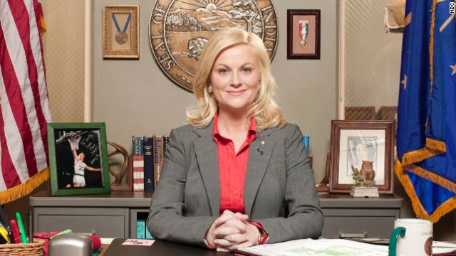 "Amy Poehler, ""Parks and Recreation""; Laura Dern, ""Enlightened""; Zooey Deschanel, ""New Girl""; Tina Fey, ""30 Rock""; Laura Linney, ""The Big C"""