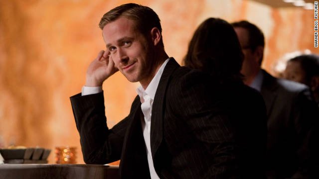 "Ryan Gosling, ""Crazy, Stupid, Love.""; Jean Dujardin, ""The Artist""; Brendan Gleeson, ""The Guard""; Joseph Gordon Levitt, ""50/50""; Owen Wilson, ""Midnight in Paris"""