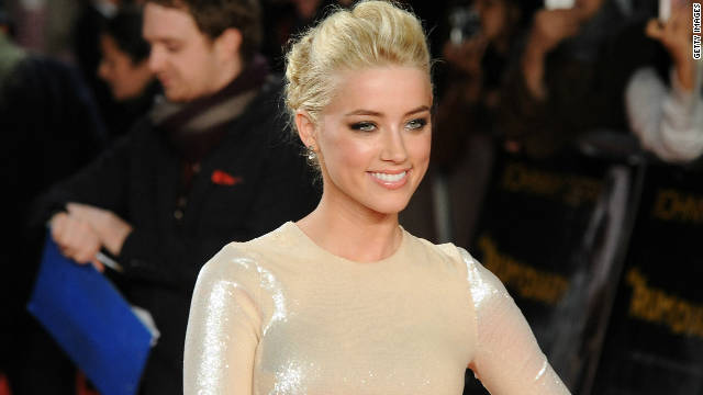 Amber Heard: Being out in Hollywood takes bravery