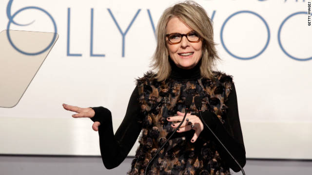Diane Keaton: I could've dated Steve Jobs
