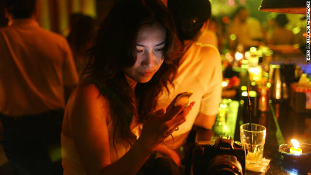 Text messages show promise in curbing drinking