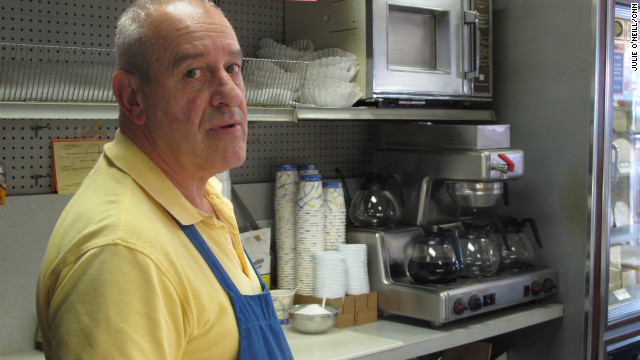 DiGuglielmo's dad, deli owner Richard DiGugliemo Sr., was working with Rich Jr. and a son-in-law the night of October 3, 1996. 