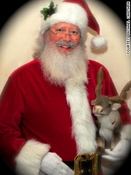 Michael Cawthra is only four years into being Santa, but the Colorado resident already has a Santa cowboy suit to wear to rodeos.