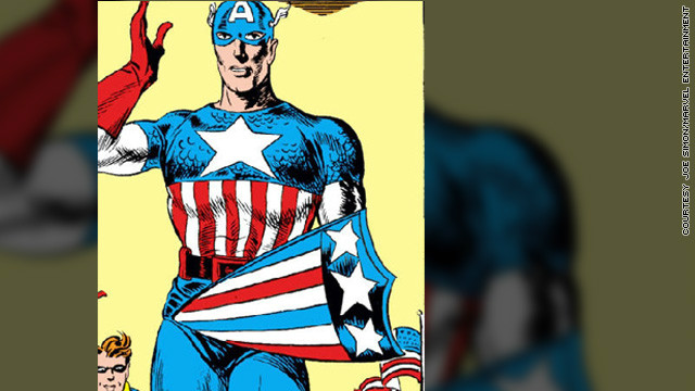 Captain America co-creator dies