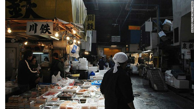 Sample a flavor of Tokyo's Tsukiji fish market